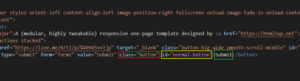 Image 3 - event tracking click variable explain id class and text